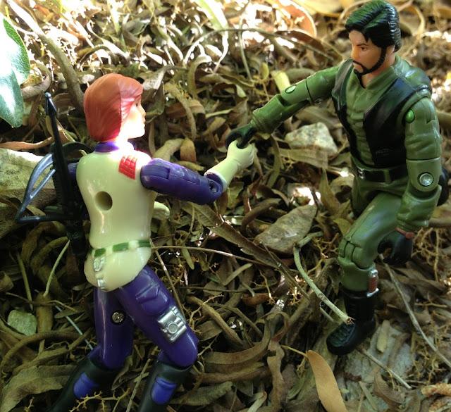 2003 Toyfare Exclusive Scarlett, Snake Eyes, 2008 AWE Striker, Fuera De La Ley, Destro, Argentina, Plastirama, 2007 Convention Exclusive Clutch