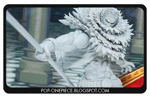 [EXPO] Charlotte Katakuri - P.O.P SA-MAXIMUM This is a prototype, final details are not released yet...