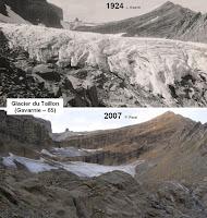 Glaciar de Taillón (Gavarnie)
