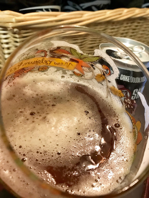 Clown Shoes Space Cake Double IPA 5
