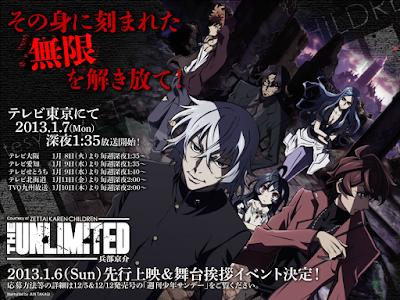 Zettai Karen Children SS2 -The Unlimited - Hyoubu Kyousuke