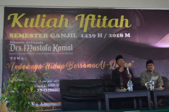 Kuliah Iftitah: LTQ Kembali Menerima Peserta Belajar Al-Qur'an