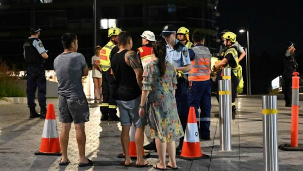 Ada Keretakan di Opal Tower Sydney, 3.000 Orang Dievakuasi