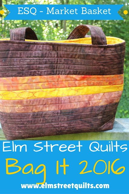 Elm Street Quilts Market Basket Tutorial