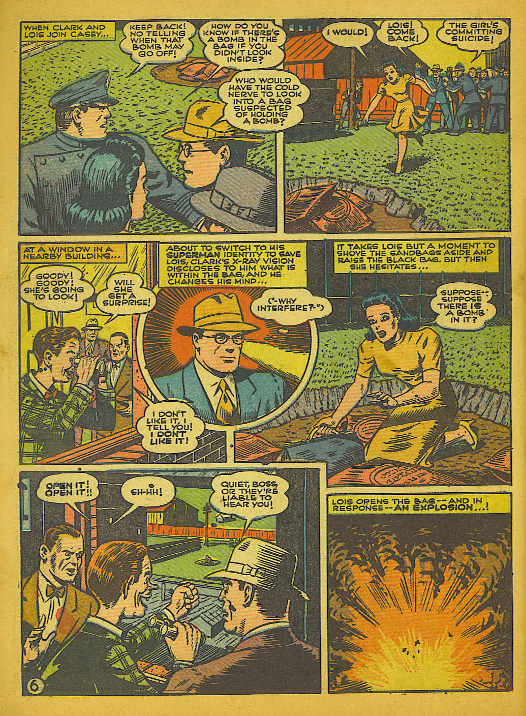 Read online Action Comics (1938) comic -  Issue #51 - 9
