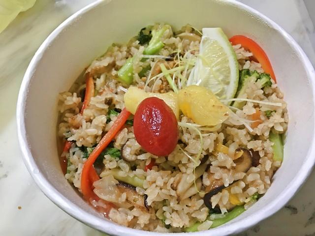 碧綠地精緻蔬食~永和素食