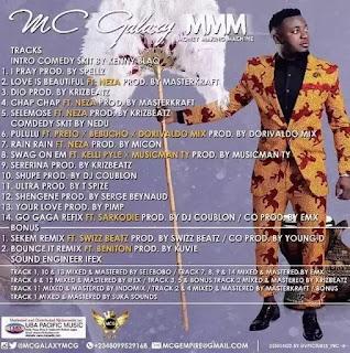 FULL ALBUM : MC Galaxy – MMM
