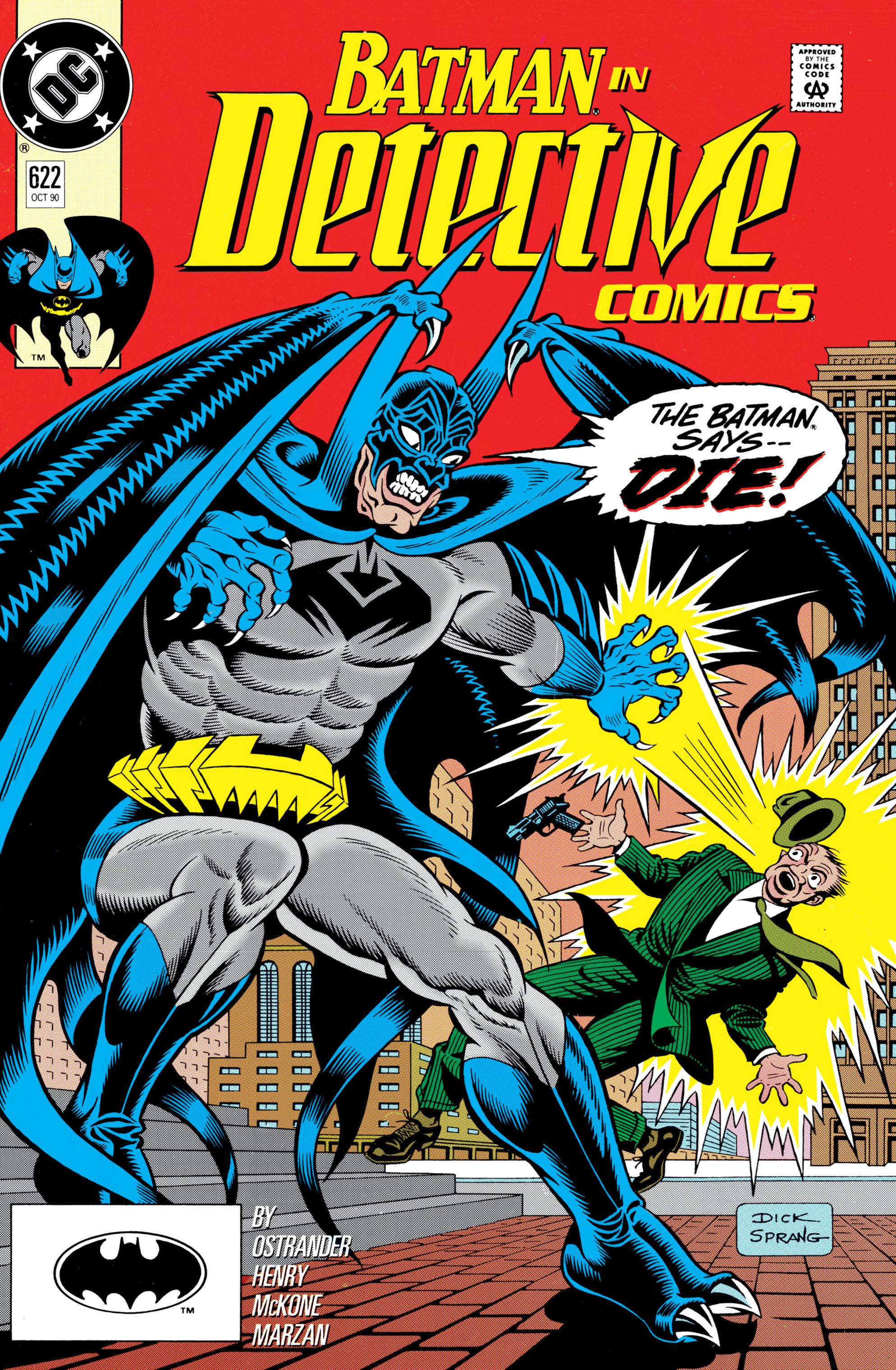 Detective Comics (1937) 622 Page 1