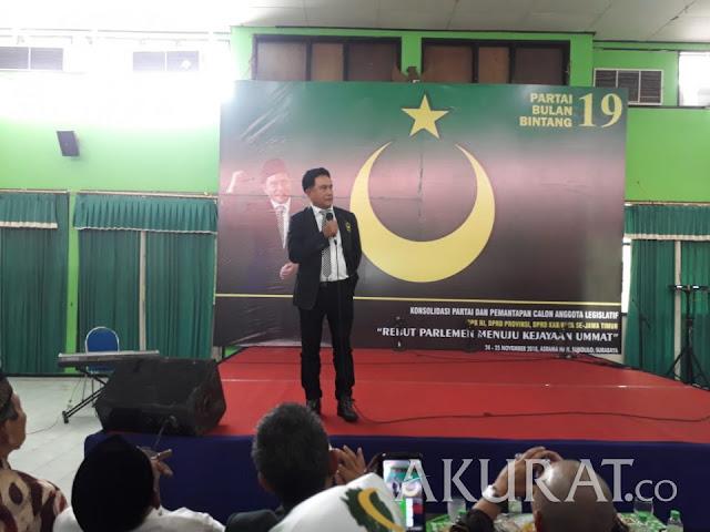 Yusril Ihza Bersurat ke UNCHR Terkait Penindasan Muslim Uighur Cina