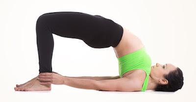 tập yoga tại nhà tăng chiều cao
