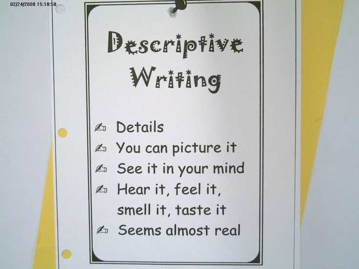 writing descriptive sentences worksheets Parenting » worksheets » putting sentences in order  reading, writing putting sentences in order can you fix this paragraph it's all out of order.