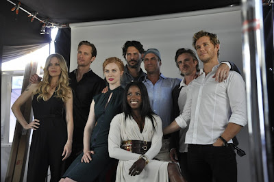 True Blood SDCC 2012