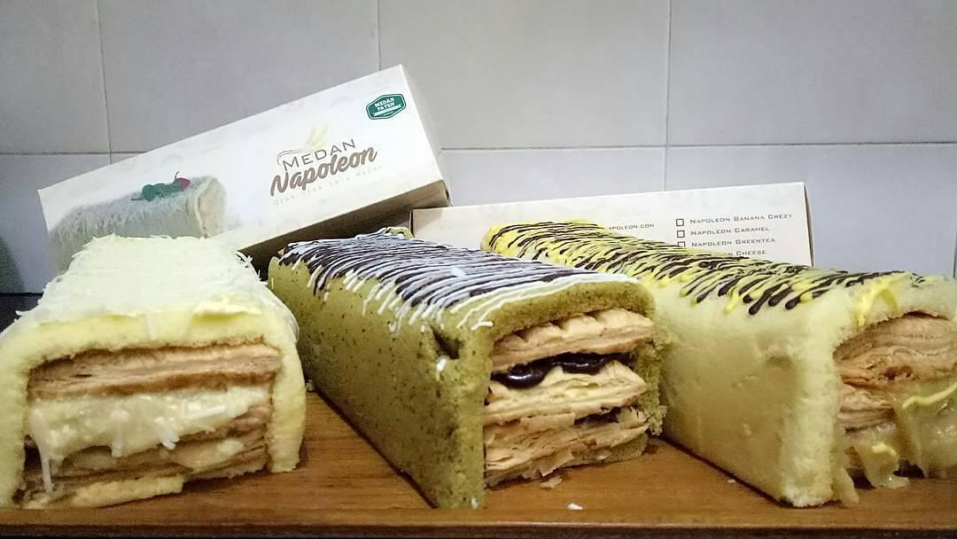 Daftar Menu dan Harga Kue di Medan Napoleon Terbaru 2018