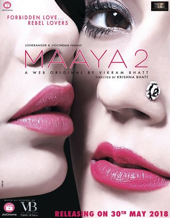 Maaya Season 02 Complete Hindi 480p HDRip