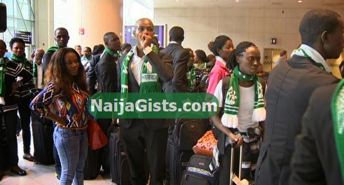 nigerians study abroad