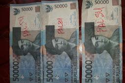 Polres Jayapura Kota Dalami Penemuan Uang Palsu Rp50.000 di Waena