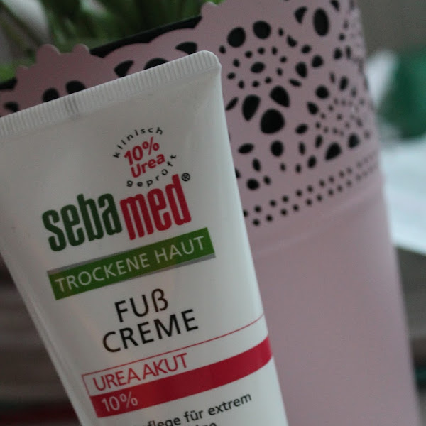 [Review] Sebamed - Fußcreme