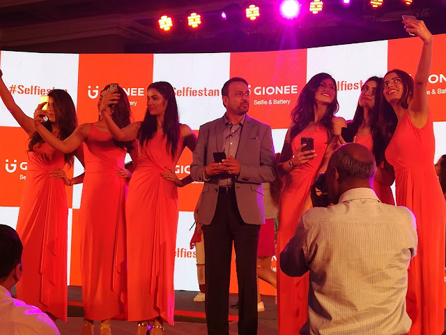 Gionee A1 Launch