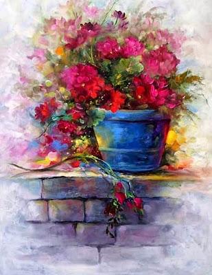 cuadros-impresionistas-de-flores