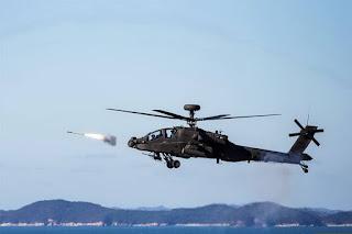 Helikopter Serang AH-64 Apache