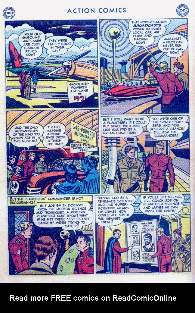 Read online Action Comics (1938) comic -  Issue #159 - 28
