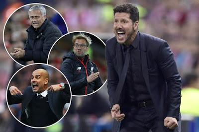 Simeone muốn tái đấu nhiều hơn với Pep và Mourinho
