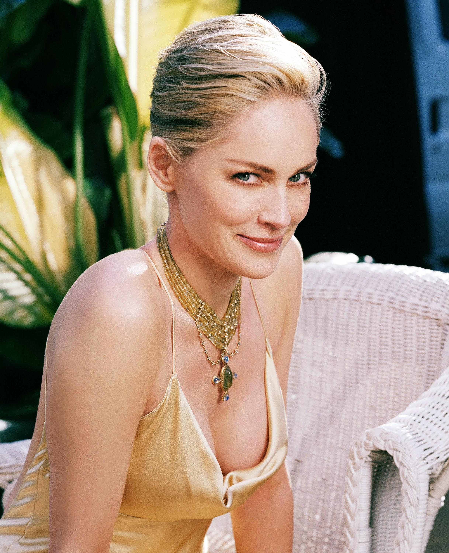 Sharon Stone Naked 25