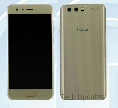 Honor 9Honor 9 with Dual Rear camera gets certified at TENAA