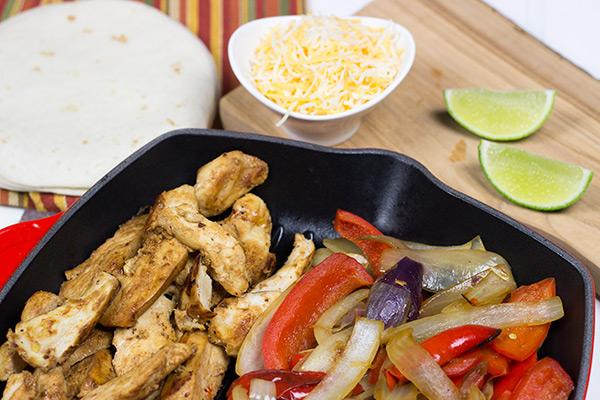 أفضل الوصفات لعمل فاهيتا الدجاج بالمشروم