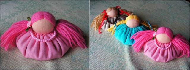 muñecas-trapo