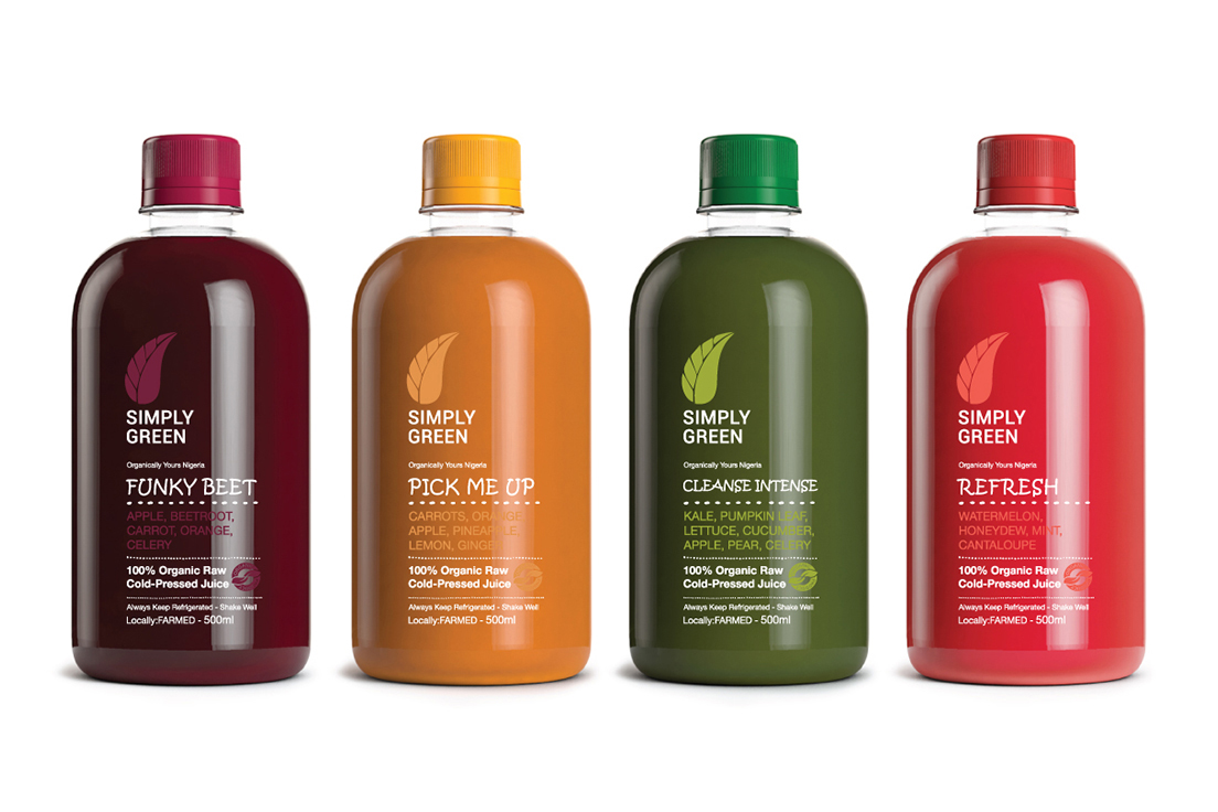 Simply Green On Packaging Of The World Creative Package