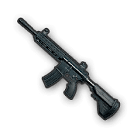 best guns in pubg mobile ranked