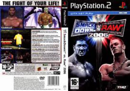 WWE SmackDown vs Raw 2006 Free Download For PC Full Version