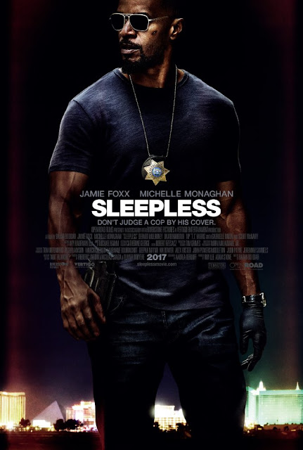 Sleepless Movie Film (2017) - Sinopsis