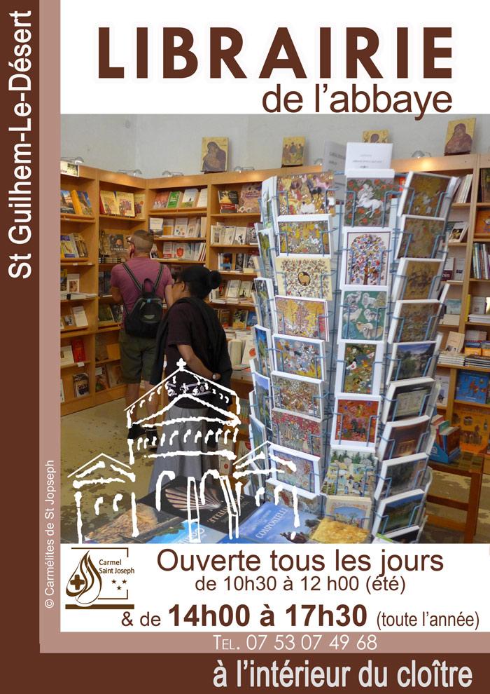 Librairie de l'aAbbaye...