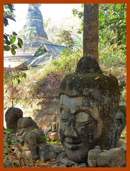 Wat U Mong Chiang Mai