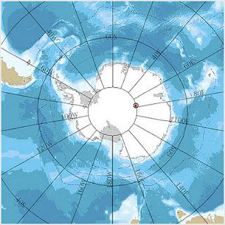 Ανταρκτική: Λύνοντας το μυστήριο των.... βουνών – φαντασμάτων