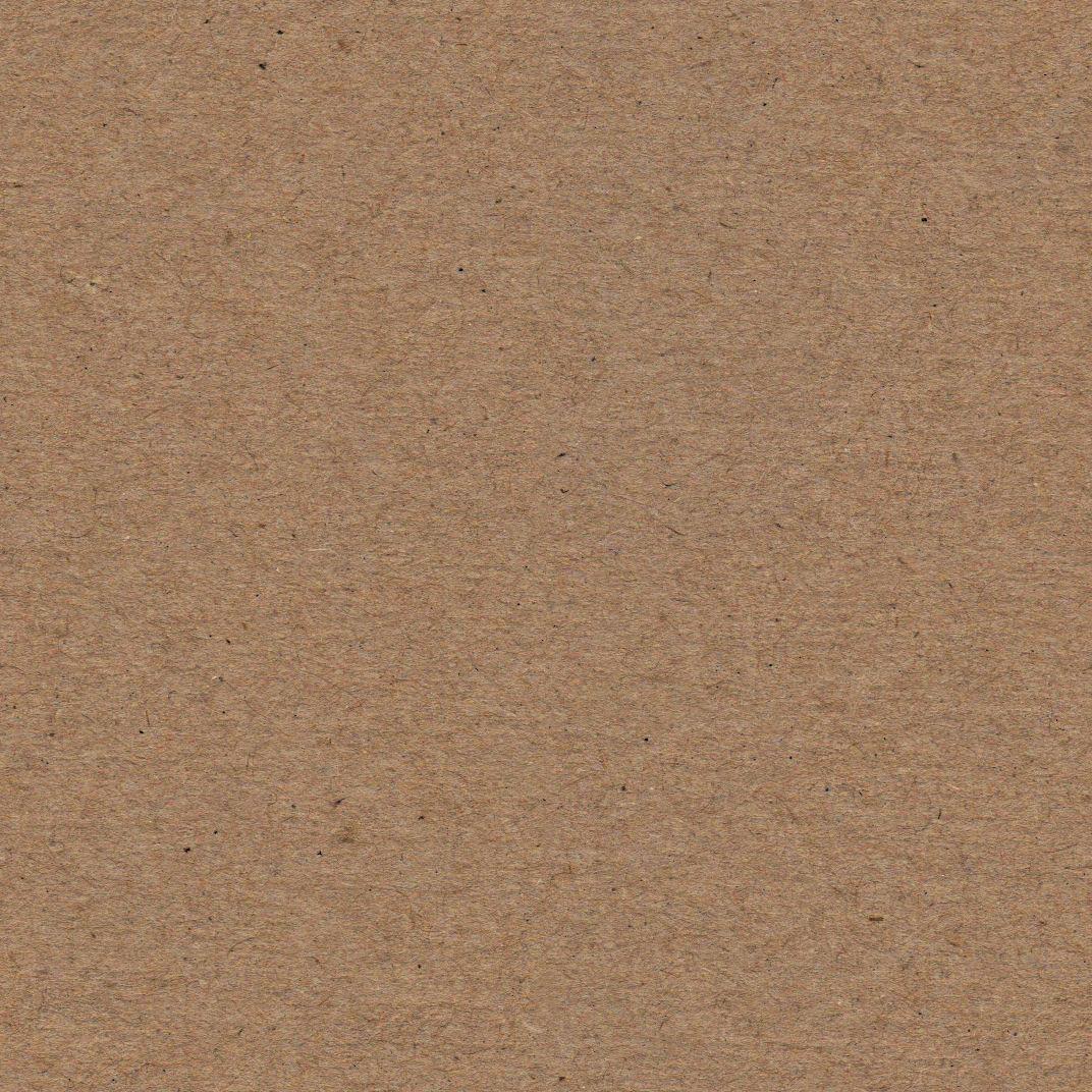 High Resolution Seamless Tetures: Seamless brown paper cardboard