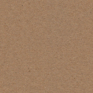 Seamless brown paper cardboard texture