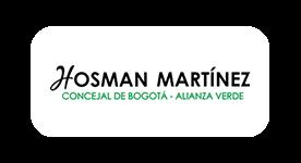 Hosman Martinez