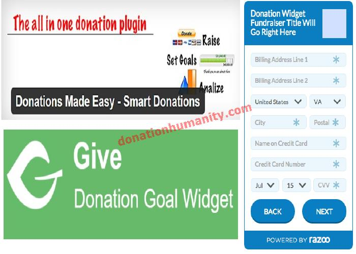 6 Best Free bitcoin donation widget for blogger and WordPress