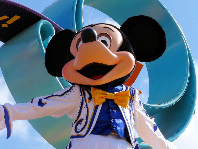Is It Time To Send Mickey Mouse Back To Disneyland?