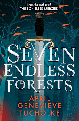 seven endless forests, king arthur, cursed netflix