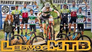 3ος στο 4ο St. George KIAFAS ΜΤΒ Ο Μυτιληνιός ποδηλάτης Νίκος Τελωνιάτης