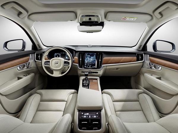 Interior Volvo S90