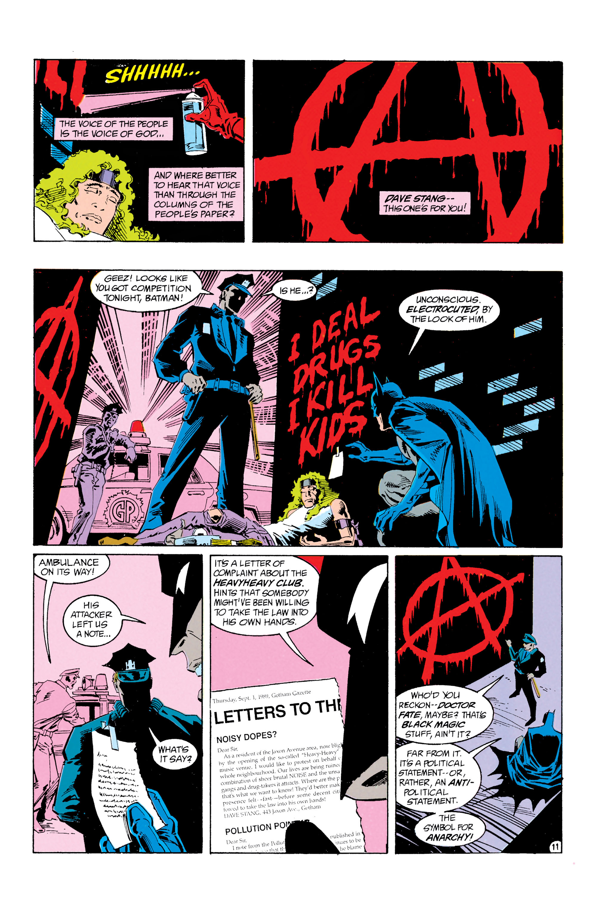 Detective Comics (1937) 608 Page 11