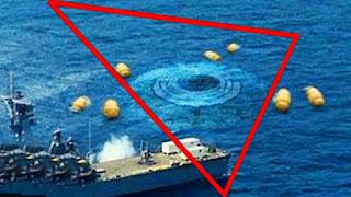 Navio de carga com 33 tripulantes desapareceu misteriosamente no Triângulo das Bermudas