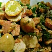 resep tempe sambal hijau
