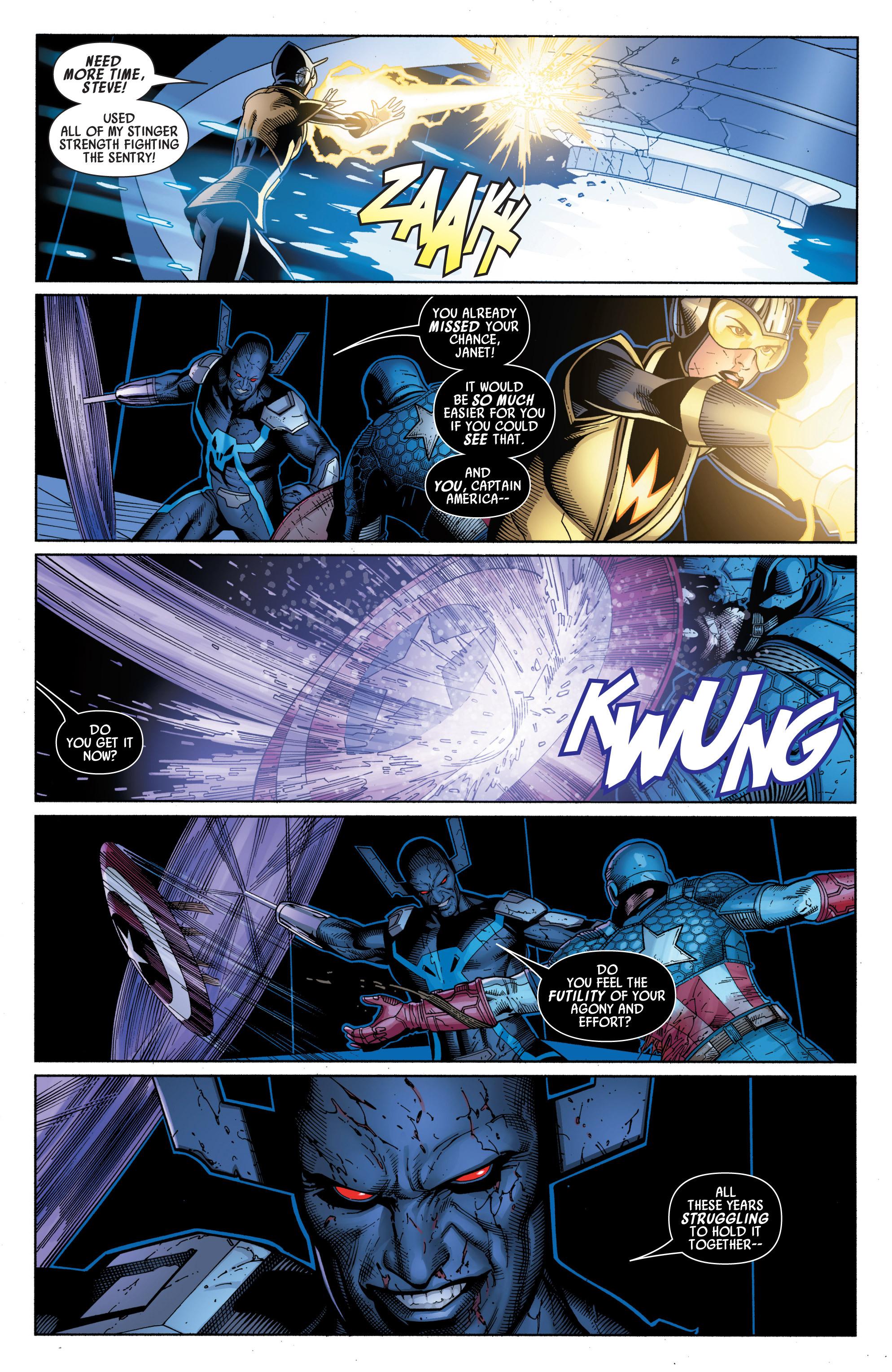 Read online Uncanny Avengers (2012) comic -  Issue #17 - 17