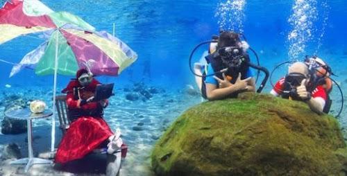 Paket Tour Jogja 1 Hari Umbul Ponggok - Prambanan - C. Ratu Boko Tour